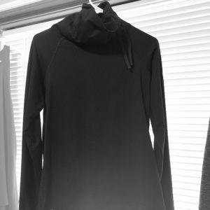 Nike pro cowl neck sweatshirt
